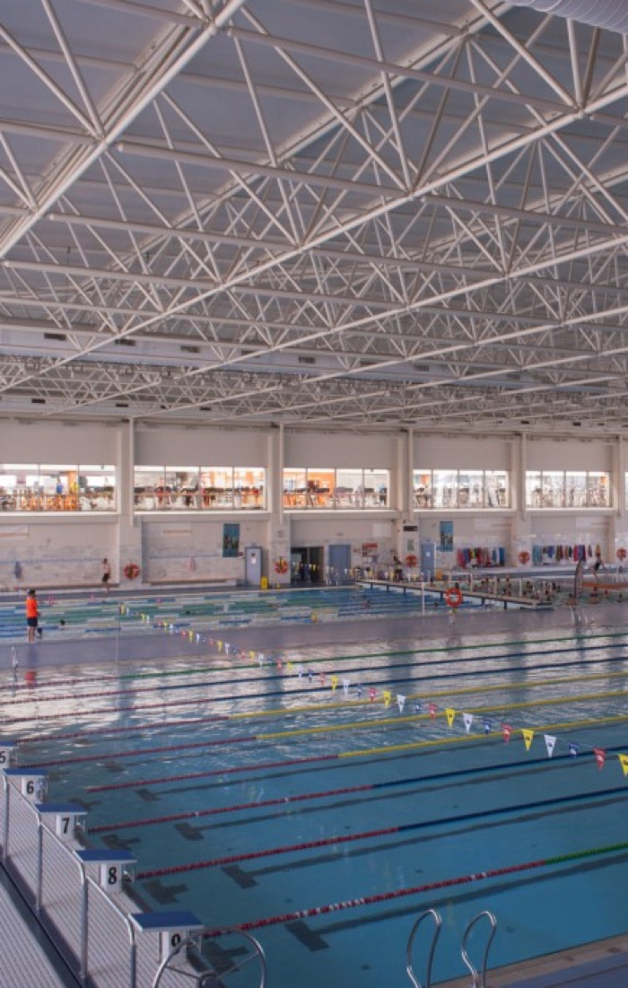 Sol sports experienced and proven sports travel partner for Piscina inacua