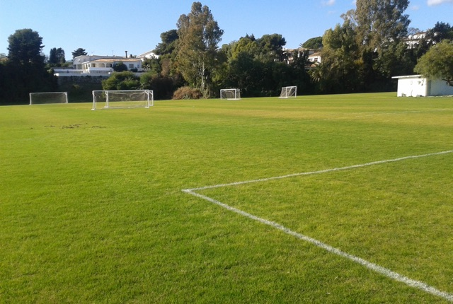 Atalaya football pitch