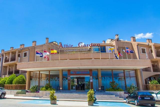AlbirGarden hotel