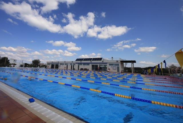 BEST olympic pool Mallorca