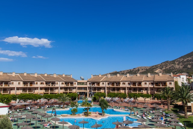 Benidorm athle package hotel