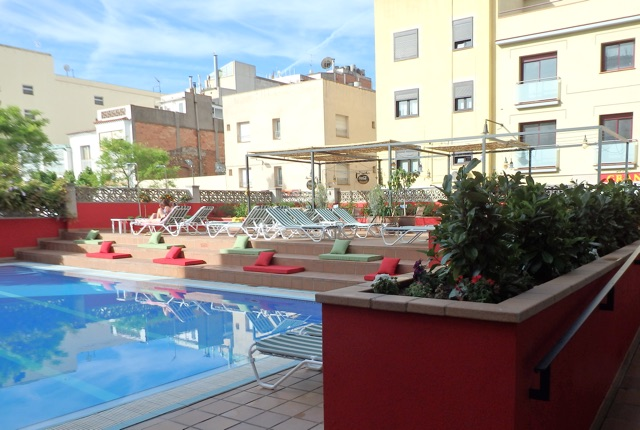 Benidorm package hotel Bertran