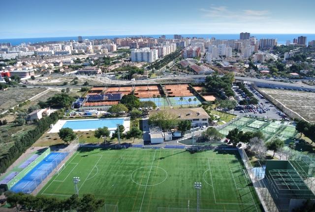 Foto aérea Montemar