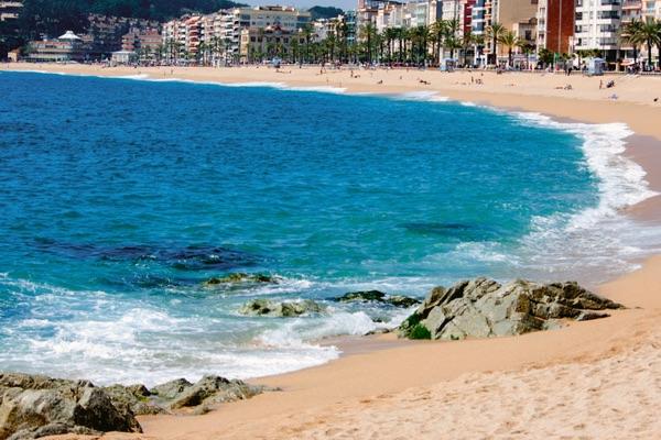 Lloret info pict beach