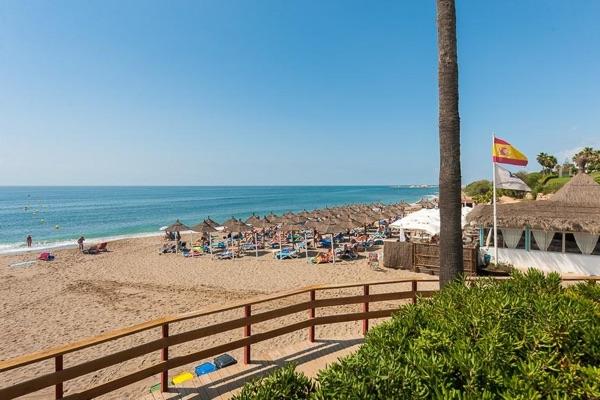 Mijas beach