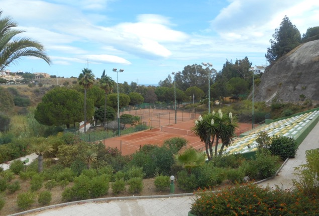 Mijas tennis club