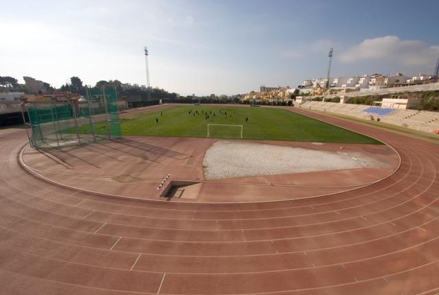 Nerja Athle package track