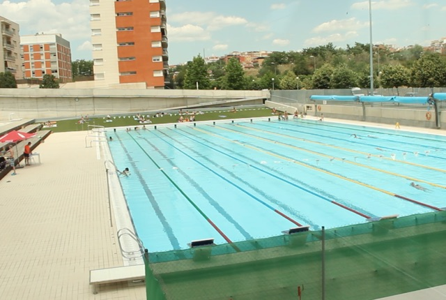 Sabadell outdoor pool