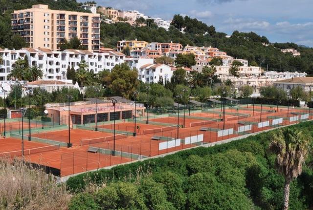 Santa Ponsa tennis club