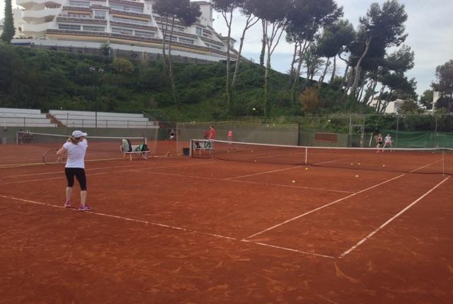 Tennis Miraflores 1