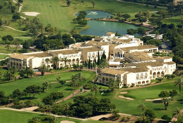 golf hotel la manga club